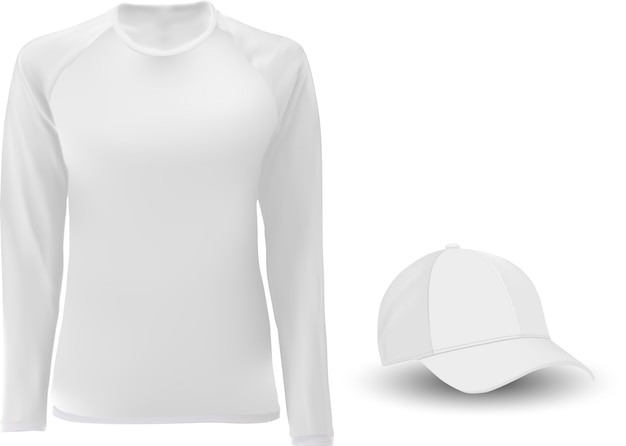 T-shirt-vorlage