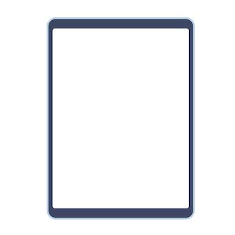 Tablet-terminal.blanc.