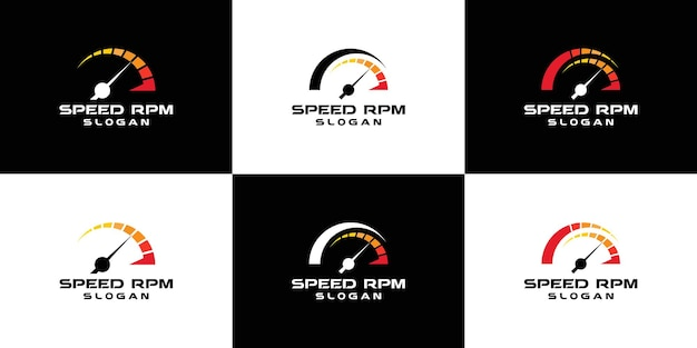 Tachometer u/min logosammlung