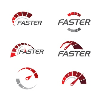Tachometer-vektor-illustration-icon-design