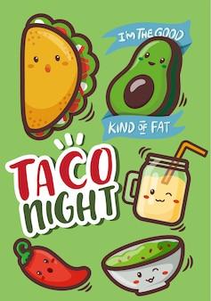Taco-zeit
