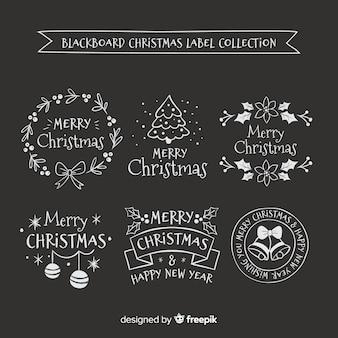 Tafelweihnachtsrahmen und -grenzen