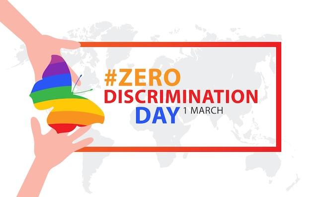 Tag der null-diskriminierung