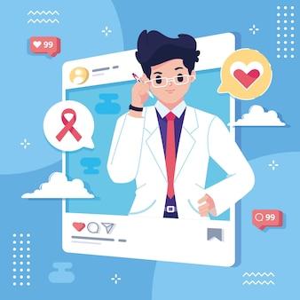 Tag der psychischen gesundheit in den sozialen medien