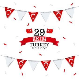 Tag der republik türkei