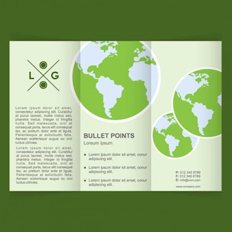 Tag der umwelt broschüre