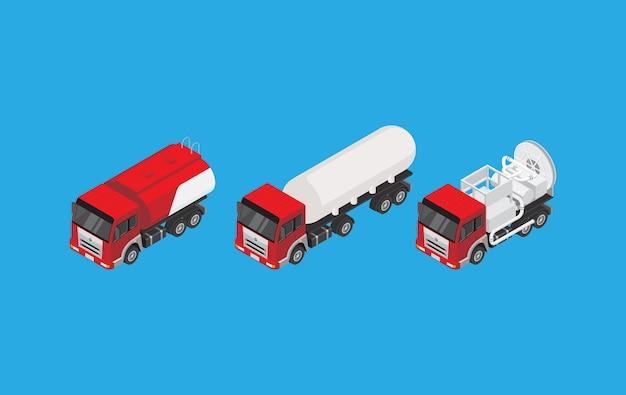 Tankwagen-set