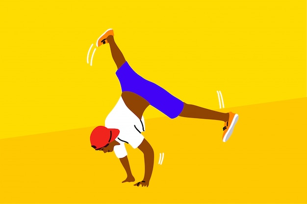Tanz, hip hop, sport, wettkampf, performance, erholungskonzept