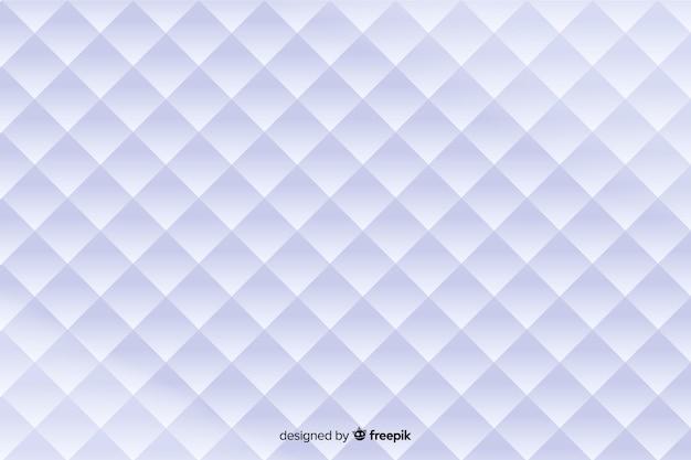 Tapete der geometrischen formen in der papierart