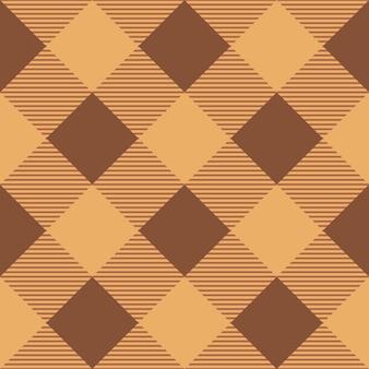 Tartan musterdesign hintergrund. herbstfarbenes kariertes, kariertes flanellhemdmuster. trendige fliesen vektor-illustration für tapeten.