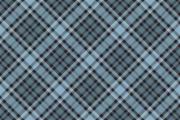 Tartan schottland nahtlose karomuster. geometrische beschaffenheit des weinlesekontrollfarbquadrats.