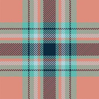 Tartan schottland nahtlose karomuster hintergrund stoff, vintage check farbe quadrat geometrische textur,