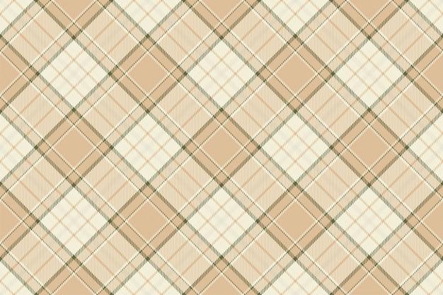 Tartan schottland nahtloses karomuster. retro hintergrundstoff. quadratische geometrische textur der weinleseprüfungfarbe.