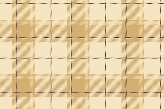 Tartan schottland nahtloses karomuster. retro hintergrundstoff. quadratische geometrische textur der weinleseprüfungfarbe