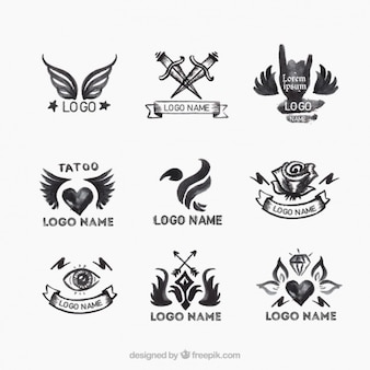 Tattoo logos auswahl