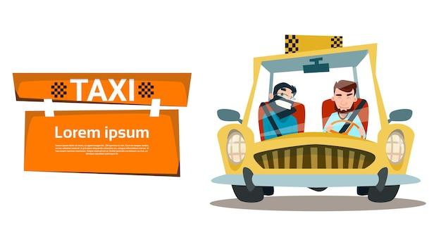 Taxiservice zwei mann cab city transport