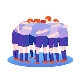 Teamarbeit oder diskussion