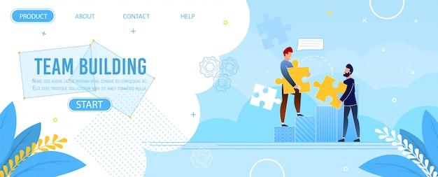 Teambuilding-landing-page-puzzle