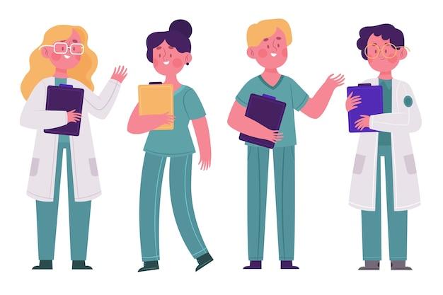 Teamkonzept für angehörige der gesundheitsberufe