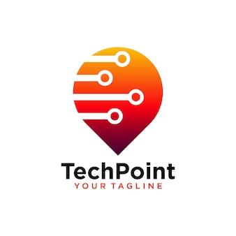 Tech point-logo
