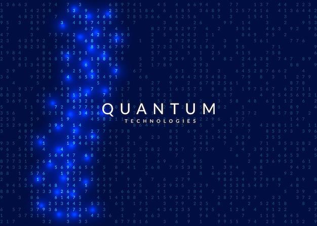 Technischer hintergrund der künstlichen intelligenz. digitale technologie, deep learning und big data-konzept. abstraktes visual für software-vorlage. hintergrund der neuronalen künstlichen intelligenz.
