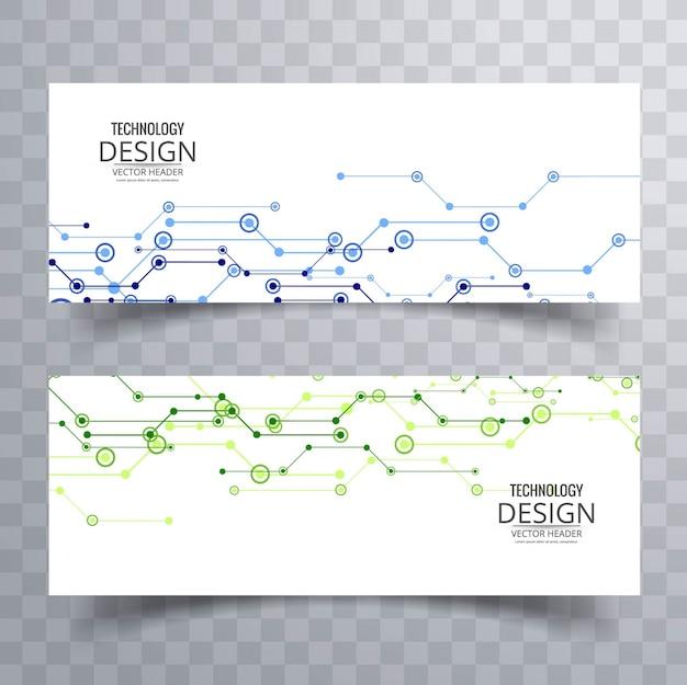 Technologie-banner