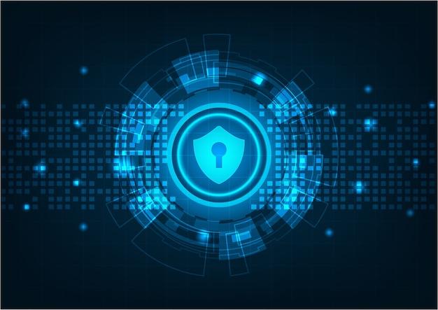 Technologie-cyber-sicherheit