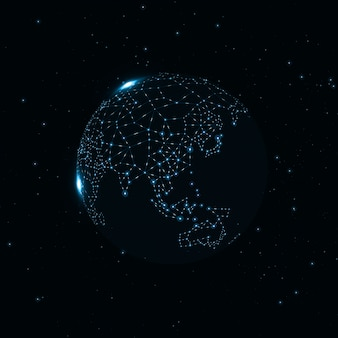 Technologie globus