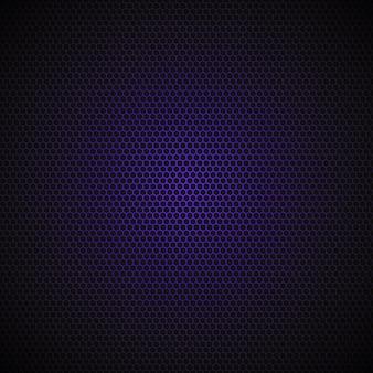 Technologie-hexagon-geometrischer hintergrund