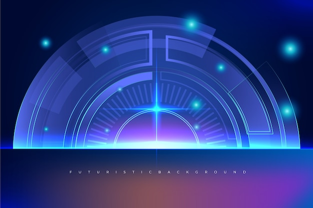 Technologie-hintergrundkonzept