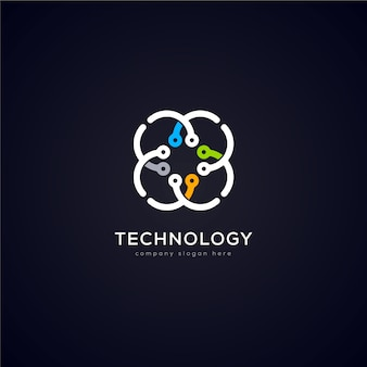 Technologie-logo-design