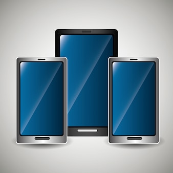 Technologie und elektronische geräte