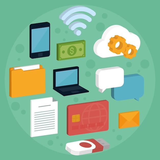 Technologie und wireless