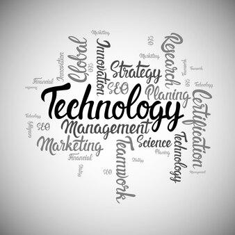 Technologie-vorlage