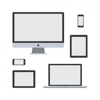 Technologische Geräte-Design