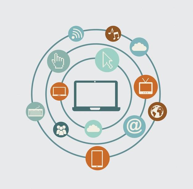 Technologisches netzwerk