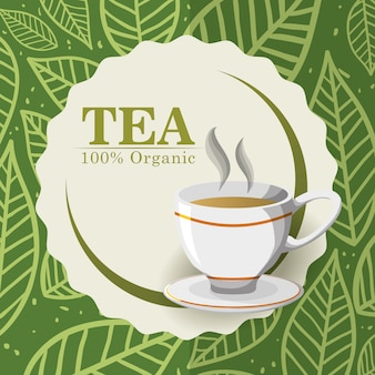 Teezeitentwurf