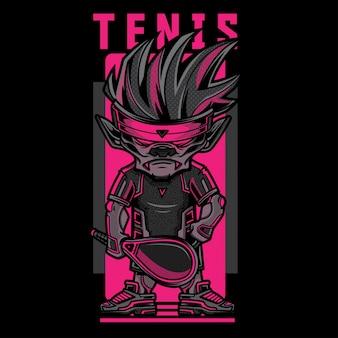 Tenis spiel