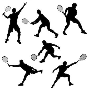 Tennis einstellen