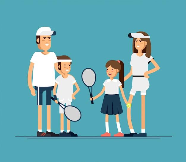 Tennisspielerinnen und tennisspieler