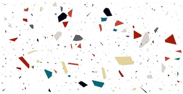 Terrazzo muster textur bodenfliesen hintergrund design