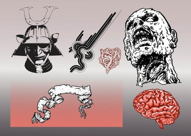 Terror-grafik-pack