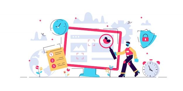 Testen von konzeptanwendungen, debuggen des entwicklungsprozesses, programmieren und codieren, prototyping von software-apis für die erstellung von webseiten für mobile apps, banner, präsentationen, soziale medien, dokumente, karten