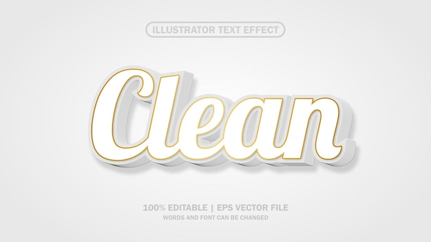 Texteffekt saubere eps-datei editierbar