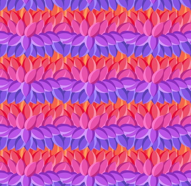 Textile helle dekorative native dekorative gestreifte nahtlose muster.