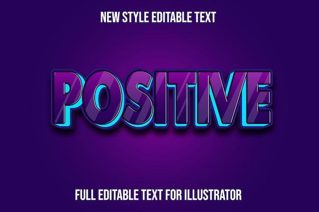 Textileffekt 3d positive farbe lila und rosa farbverlauf