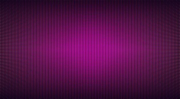 Textur des lcd-bildschirms. led-anzeige. digitaler monitor.