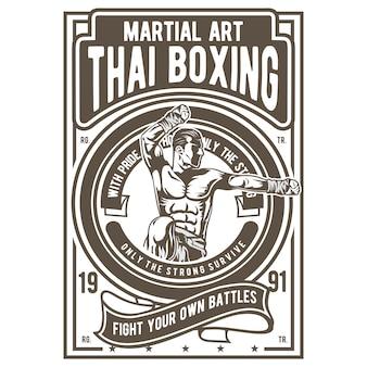 Thai-boxen