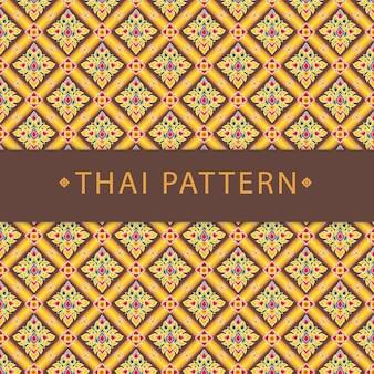 Thai-muster