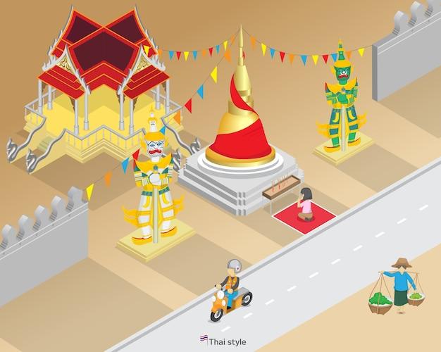 Thai-stil